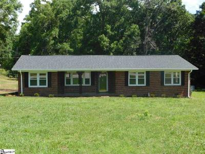 Laurens Single Family Home Contingency Contract: 200 Windsor