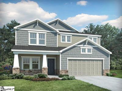 Simpsonville Single Family Home For Sale: 500 Jones Peak