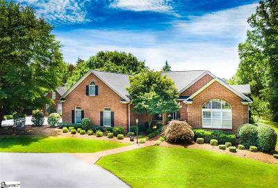 Greenville Single Family Home Contingency Contract: 88 Sweetgum