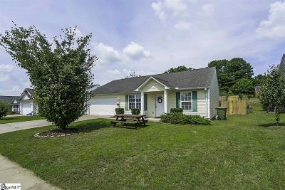 Fountain Inn Single Family Home Contingency Contract: 8 Brisbane