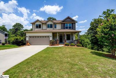 Travelers Rest Single Family Home For Sale: 27 Kinlock