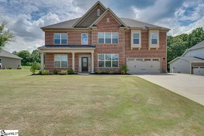 Simpsonville Single Family Home For Sale: 308 Scotts Bluff