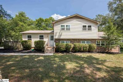 Simpsonville Single Family Home Contingency Contract: 418 Sellwood