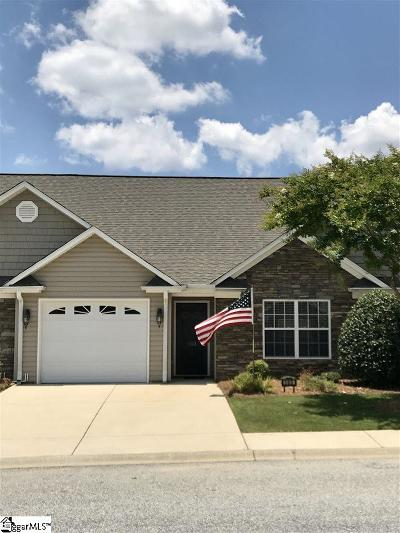Simpsonville Condo/Townhouse For Sale: 103 Shalom