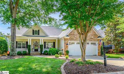 Simpsonville Single Family Home For Sale: 411 Kilgore Farms