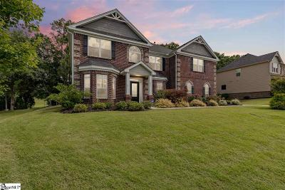 Simpsonville Single Family Home For Sale: 237 Montalcino