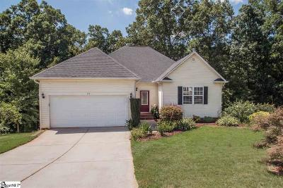 Spartanburg Single Family Home For Sale: 177 Riverrun
