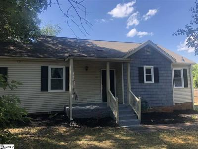 Greenville County Single Family Home For Sale: 13 Eastview