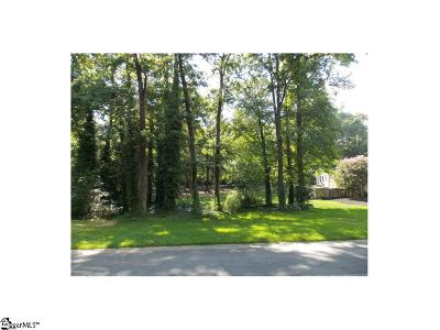 Greenville Residential Lots & Land For Sale: 202 Crepe Myrtle
