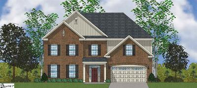 Simpsonville Single Family Home For Sale: 213 Gordanvale