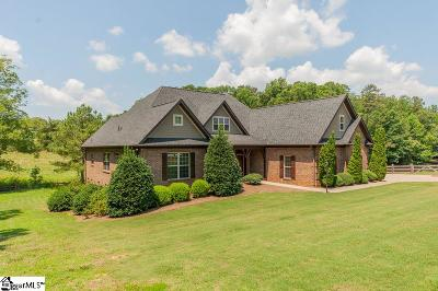 Simpsonville Single Family Home For Sale: 311 Holland
