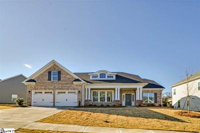 Simpsonville Single Family Home For Sale: 211 Gordanvale