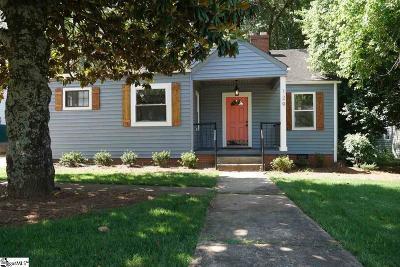 Pleasant Valley Single Family Home For Sale: 129 Pleasant Ridge