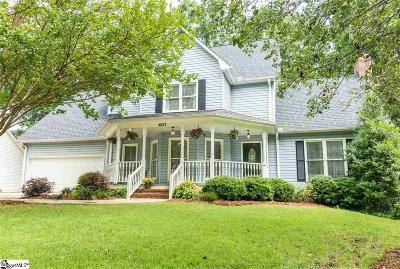 Single Family Home Contingency Contract: 401 Deepwood