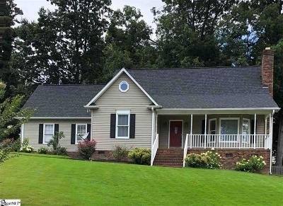 Half Mile Lake Single Family Home For Sale: 303 Cold Branch