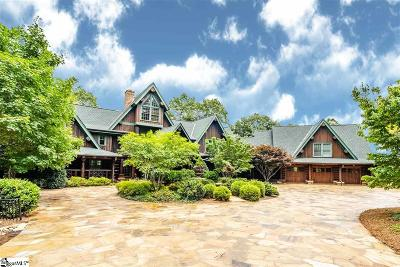 The Cliffs At Glassy, The Cliffs At Keowee, The Cliffs At Keowee Falls, The Cliffs At Keowee Falls North, The Cliffs At Keowee Falls South, The Cliffs At Keowee Springs, The Cliffs At Keowee Vineyards, The Cliffs At Mountain Park, Cliffs Valley Single Family Home For Sale: 43 Eagle Rock