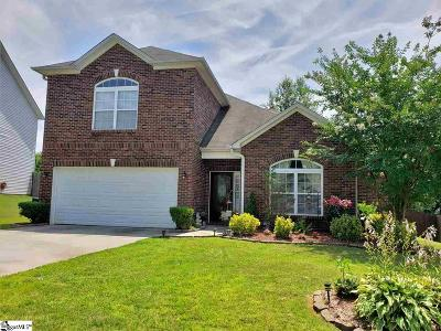 Single Family Home For Sale: 316 Spirit Mountain