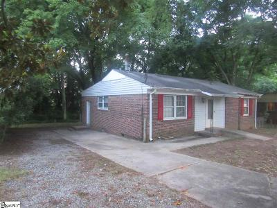 Single Family Home For Sale: 6 Idlewild