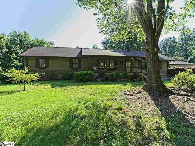 Single Family Home For Sale: 157 Pine Grove Church