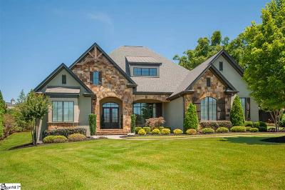 Simpsonville Single Family Home Contingency Contract: 19 Calaverdi