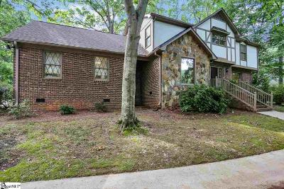 Holly Tree Plantation Single Family Home Contingency Contract: 207 Holly Park