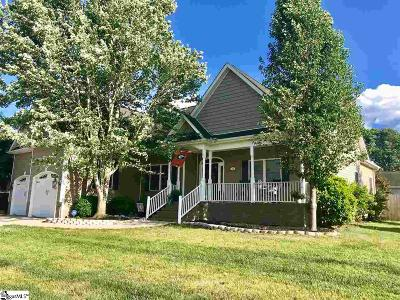 Travelers Rest Single Family Home For Sale: 11 Taunya