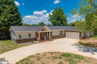 Travelers Rest Single Family Home For Sale: 37 Hindman