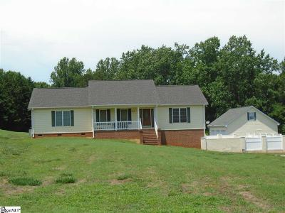 Easley Single Family Home Contingency Contract: 217 Sitton