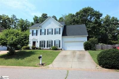 Simpsonville Single Family Home Contingency Contract: 8 Renforth