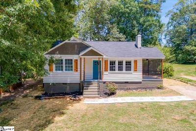 Pleasant Valley Single Family Home Contingency Contract: 208 Pleasant Ridge
