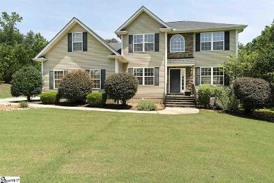 Travelers Rest Single Family Home Contingency Contract: 506 Woodheights