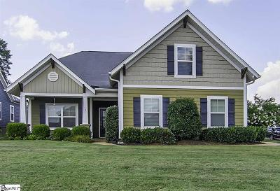 Boiling Springs Single Family Home For Sale: 191 Gossamer
