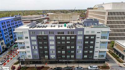 Downtown Condo/Townhouse For Sale: 100 E Washington #Unit 24
