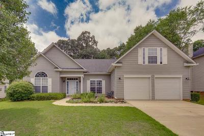Simpsonville Single Family Home For Sale: 506 S Orchard Farms