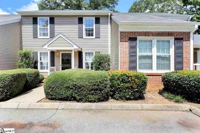 Mauldin Condo/Townhouse For Sale: 515 Wentworth
