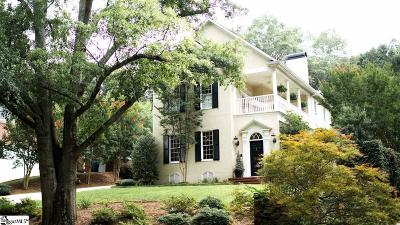 Greenville Single Family Home For Sale: 329 Pine Forest