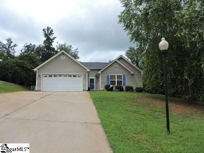 Greer Single Family Home Contingency Contract: 117 Andon