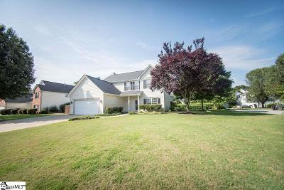 Simpsonville Single Family Home For Sale: 200 N Orchard Farms
