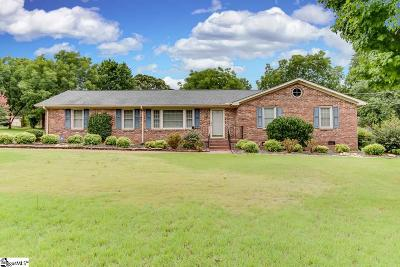 Mauldin Single Family Home Contingency Contract: 6 Fairlane