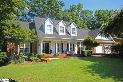 Greenville Single Family Home Contingency Contract: 5 Rollingreen