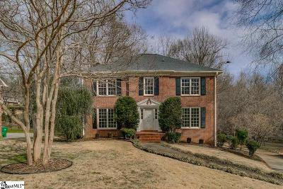 Sugar Creek Single Family Home For Sale: 407 Hunting Hill