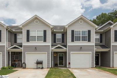 Greenville County Condo/Townhouse Contingency Contract: 67 Greensboro