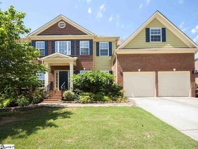 Simpsonville Single Family Home For Sale: 228 Strasburg