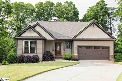 Greenville Single Family Home For Sale: 152 Beaumont Creek