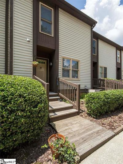 Greenville County Condo/Townhouse Contingency Contract: 3210 Bethel #Unit 14