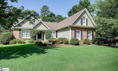 Mauldin Single Family Home Contingency Contract: 1 Trailstream