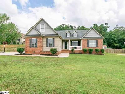 Anderson Single Family Home For Sale: 119 Prestwick