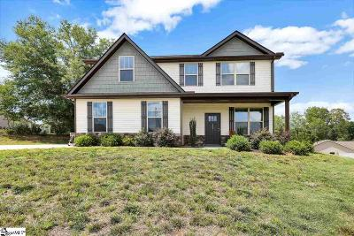 Simpsonville Single Family Home For Sale: 223 Redcoat