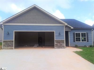 Anderson Single Family Home For Sale: 110 Patagonia