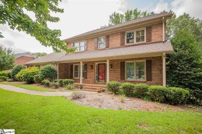 Greer Single Family Home Contingency Contract: 200 Autumn